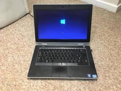 Dell Latitude E6430 i5 Processor