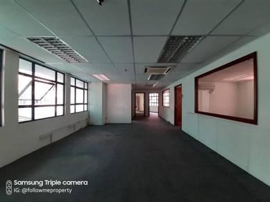 (Corner Unit) Kelana Square Business Center Well Kept