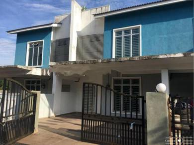 Brand New Double Storey Terrace Bandar Putera Indah Tongkang Pecah
