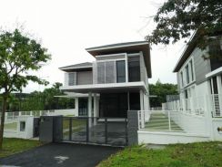 The Villas Exclusive Bungalow Bandar Enstek Nilai