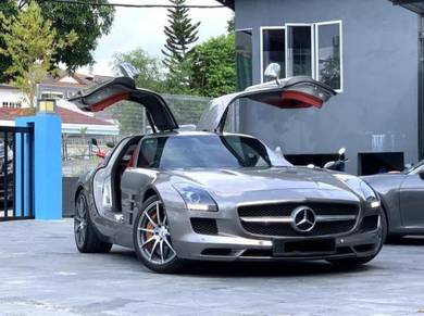 Used Mercedes Benz SLS AMG for sale