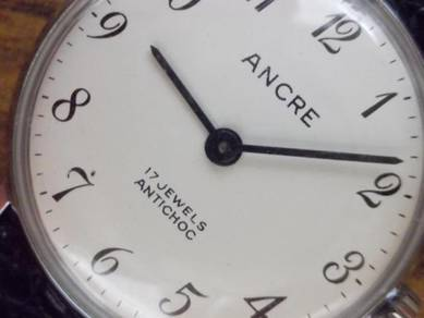 Vintage Ancre lady watch NOS