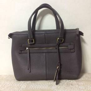 Fossil Tote Grey