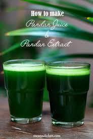 Minyak Pandan Flavouring Oil
