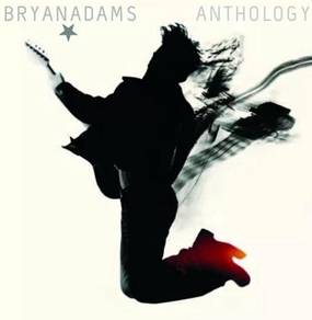 Imported cd bryan adams: anthology (2cd)