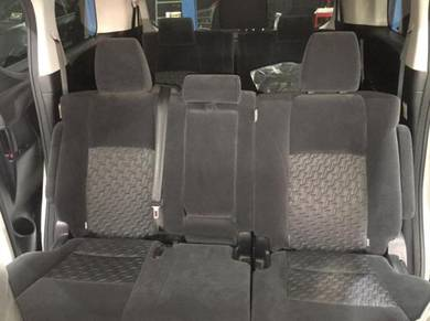 Alphard vellfire 15-18 8 seat converted to 7 seat
