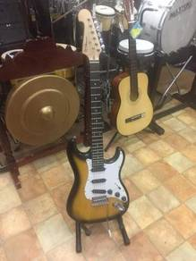 RcStromm Electric Guitar (004)