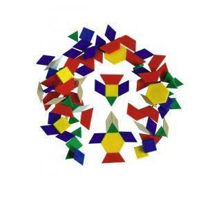 Pattern Blocks (250pcs) - S7142