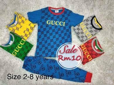Pyjamas Cotton Gucci