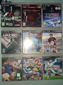 Game dvd ps3