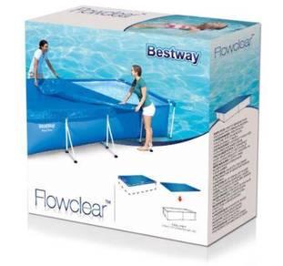 Bestway 2.6 meter Pool COVER Penutup Kolam