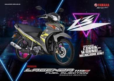 Yamaha Lagenda 115Z Ready Full Loan