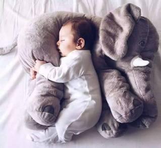 Elephant PlushToy Pillow
