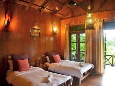 Sepilok Forest Edge Resort (Sandakan)