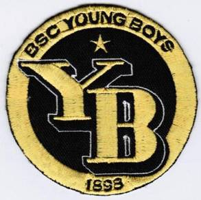 BSC Young Boys 1898 Switzerland Football Patch