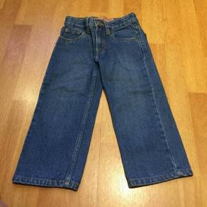 Levi's Kids 569 Jeans Loose Straight Cut