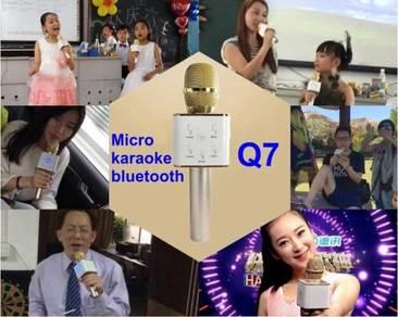 Usb bluetooth microphone q7