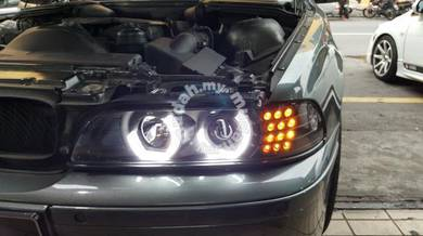 Bmw X5 E53 Head lamp 3D bar projector