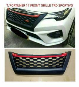 Toyota fortuner trd sportivo front grill grille