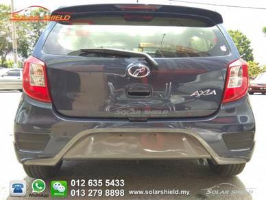 Perodua Axia Spoiler With Paint