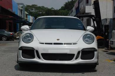 Porsche carerre 997 facelift 991 bodykit 991 GT3