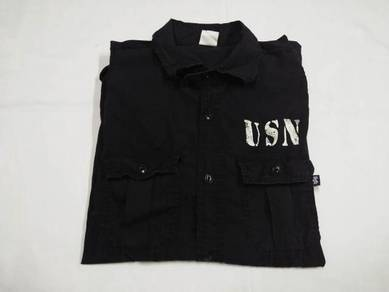 Alpha Industries Black Short Sleeve L (Kod LS6248)