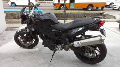 Bmw f800r roadster