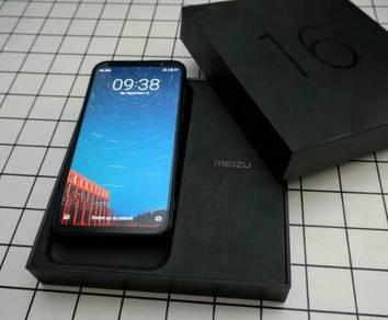 Meizu 16 Plus 6gb 128gb Nero,Display Fingerprint