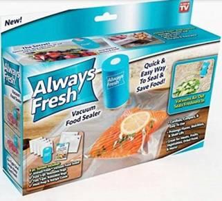 Always Fresh Seal Food Vacuum