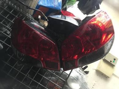 Mitsubishi Airtrek Turbo tail light