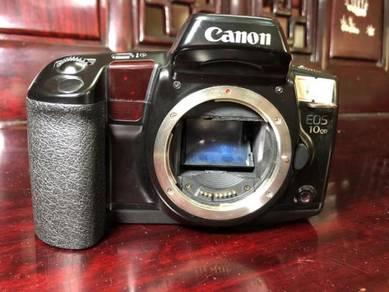 Canon camera museum EOS 10QD