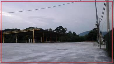 Commercial Land(Face Mainroad), Batu 9, Hulu Langat, Selangor (Q 1247)