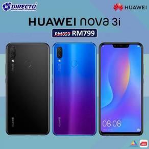 HUAWEI nova 3i (4GB RAM | 128GB)MYset!