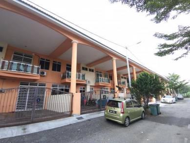 Taman Kerayong Aman Mentakab Double Storey Terrace House Mentakab
