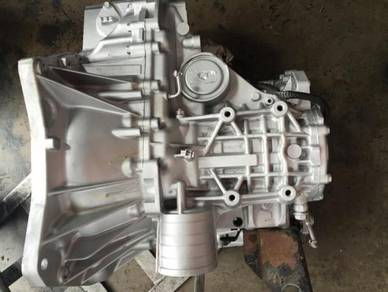 Nissan livina 1.8 latio auto gearbox