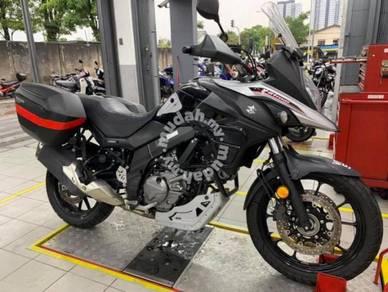 Suzuki V-Storm 650 / V Storm 650 Used ~ VB*8977