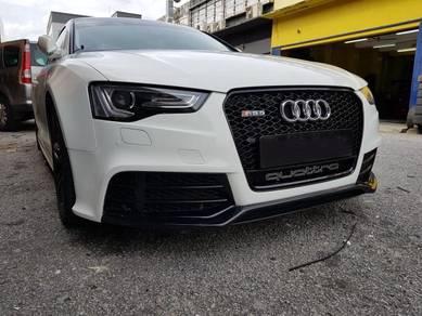Audi RS6 RS7 RS5 TTRS front quattro grille