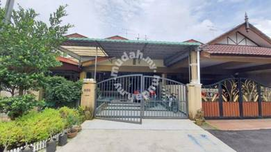 Double Storey Taman Seri Impian, Kluang -Fully Furnished / Open Facin