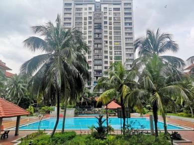LEVEL 1 | Tiara Ampang Condominium Block Villa Baiduri, Ampang