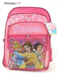 Primary school bag for girl