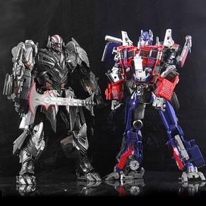 Wei Jiang M01 Optimus Prime Megatron toys 2pcs