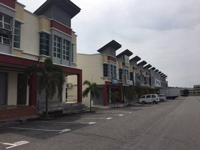 Shop Lot Plaza Bemban Bestari ,Jasin Melaka