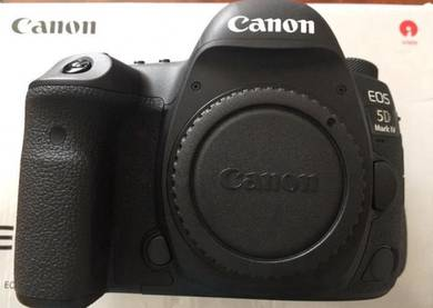 Excellent Canon 5d mark iv (Body only)