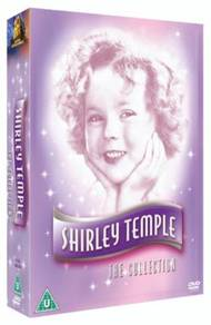 Shirley Temple - The Collection 5 DVD