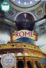 DVD Documentary Collection Rome