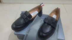 Thom Browne shoes leather