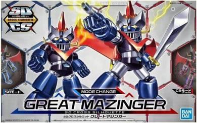 Bandai SD CS Great Mazinger