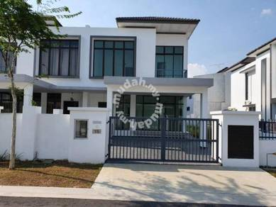Eco Tropics Cluster House For Sale (Cherrywood)