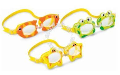 Intex Swim Goggle Cermin Mata Berenang Budak
