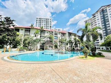 CHEAPEST!!! Puncak Seri Condominium, Ara Damansara ( LEVEL 5 )